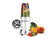 Extraktor Nutribullet 600 White, set 5 ks